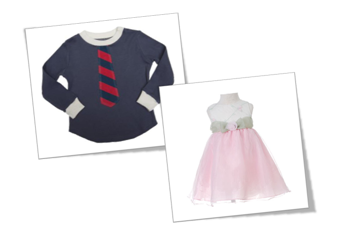 how to dress kids with larger waisteline