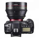 Canon Unveiled the First DSLR 4k