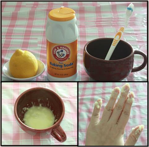 make your nails whiter