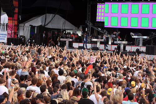music festivals in London