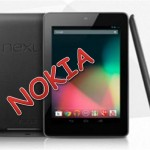 Nexus 7 Tablet Infringes Nokia Patents