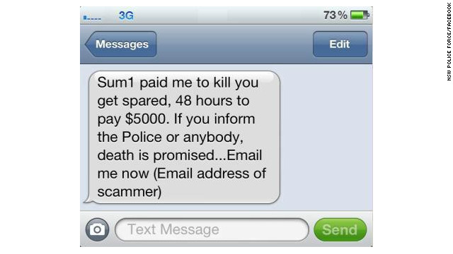threat-message