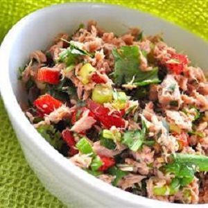 Diet Tuna Salad Recipe