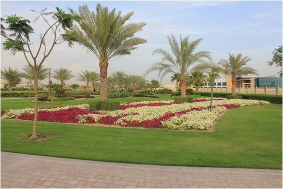 Hasil gambar untuk Al Barsha Park