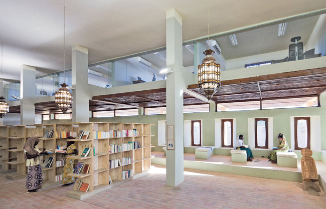 Baba Library