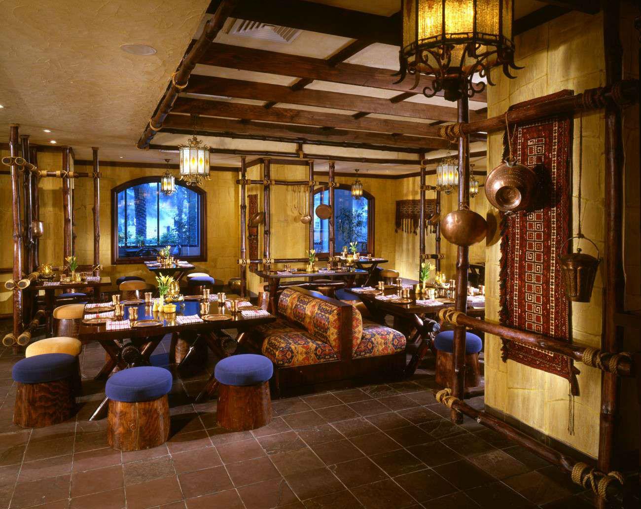 Bukhara Indian Restaurant Dubai