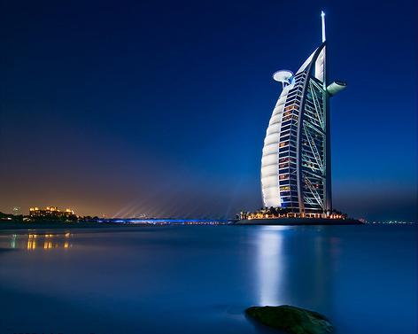 Burj Al Arab Luxury Hotel Dubai