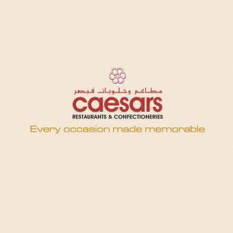 Caesars Restaurants & Confectionery Dubai