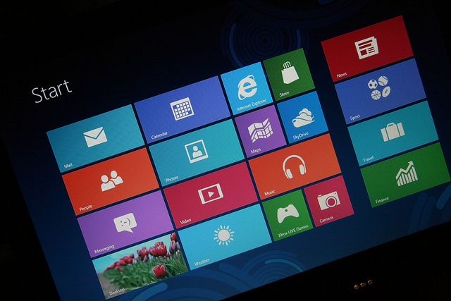 Live Without the Start Button in Windows 8