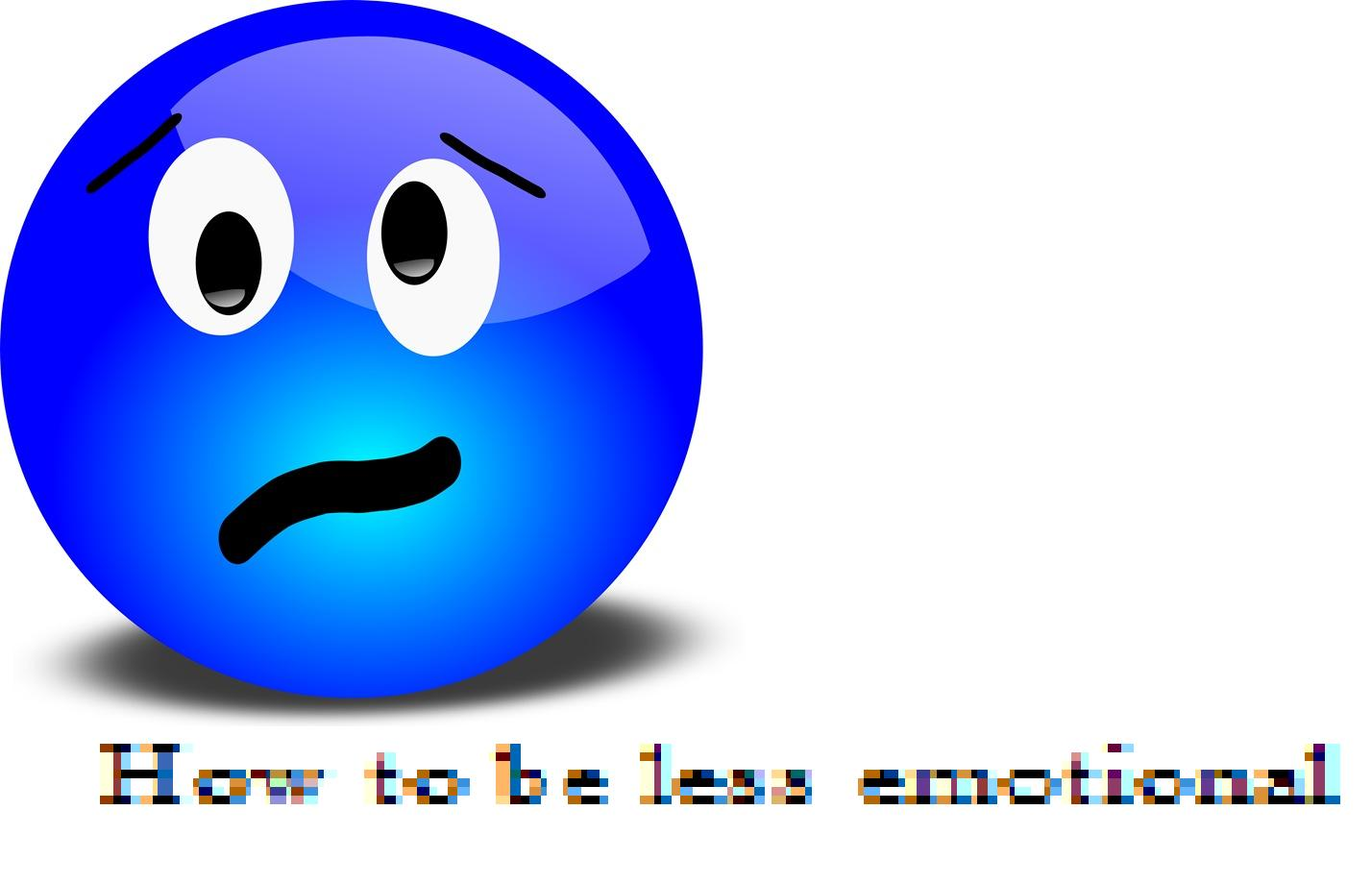 How to be less emotional in a relationship