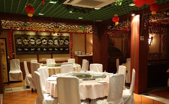 Imperial Garden Restaurant Dubai