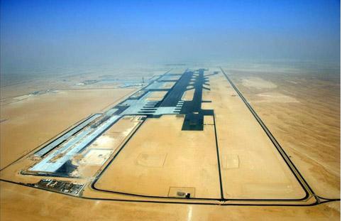 Jebel Ali International Airport Dubai