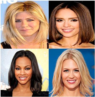 Hairstyles for Heart Shaped Face