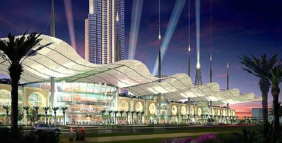 Mall of Arabia Dubai
