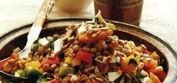 Middle Eastern Lentil Salad recipe
