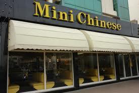 Mini Chinese Restaurant Dubai