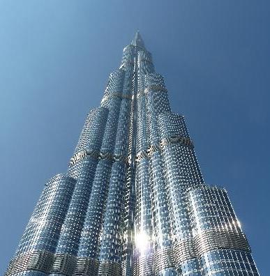Most Famous Landmarks in Dubai UAE