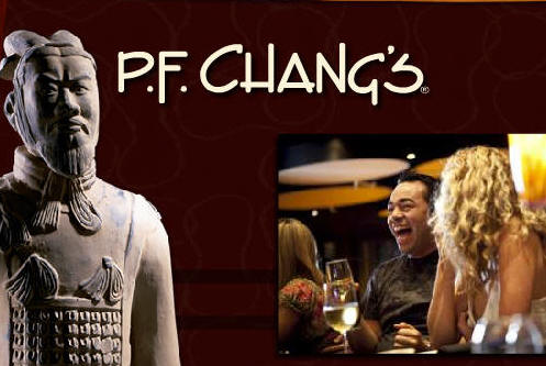 P.F. Changs Restaurant logo