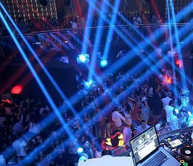 People by Crystal Raffles Nightclub Dubai