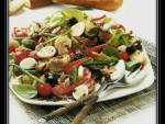 Provencal Tuna and Pepper Salad Recipe