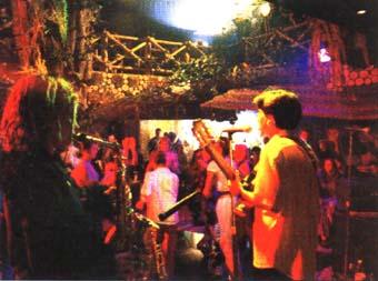 Savage Garden Nightclub Dubai
