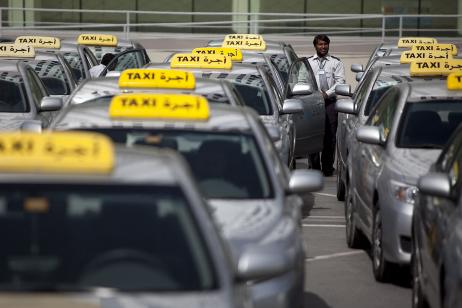 Taxi Fares in Dubai