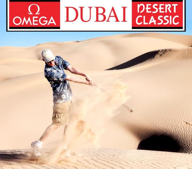 The Omega Dubai Desert Classic
