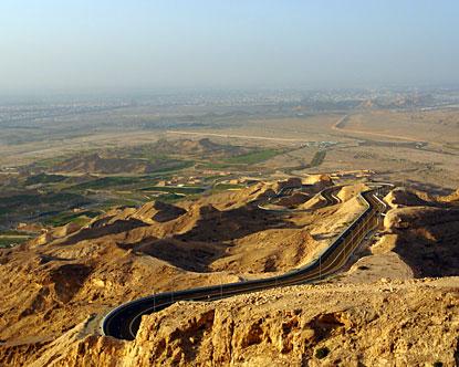Travel from Dubai to Al Ain