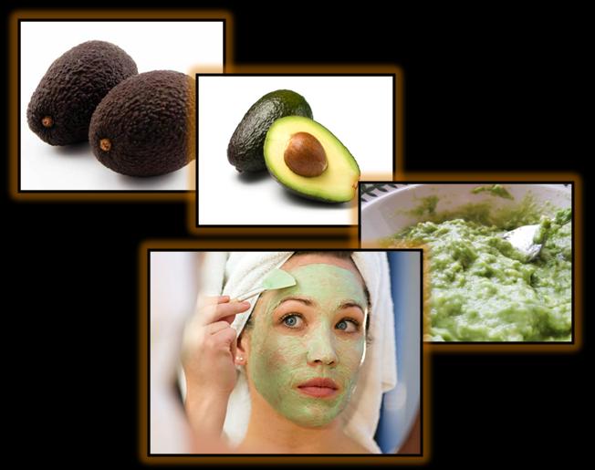 avocado mask for dry skin