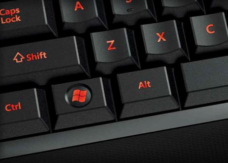 keyboard shortcuts that work in Windows 8