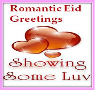 Eid Greetings for Girlfriend