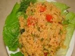 Crab, Avocado and Bulghur Wheat Salad Recipe