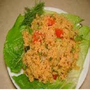 Crab, Avocado and Bulghur Wheat Salad Recipe