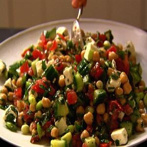 Middle Eastern Salad Recipe