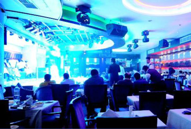 Anthakshari Nightclub Dubai