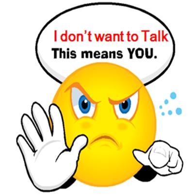 Avoid People You Don't Want to Talk To