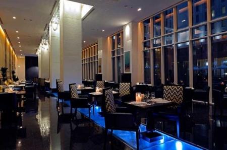 Blue Rain Restaurant Dubai