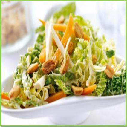 Coriander and Cabbage Slaw Recipe