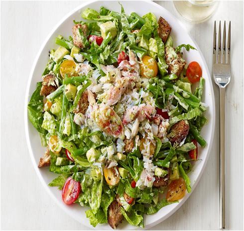Crab and Avocado Salad Recipe