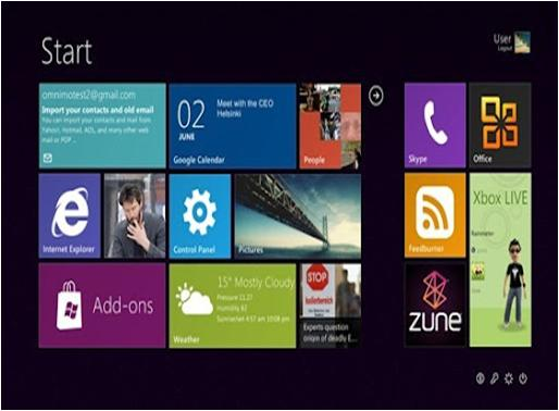 Decorate Windows 8 Start Screen with Personal Photo Tiles Collage
