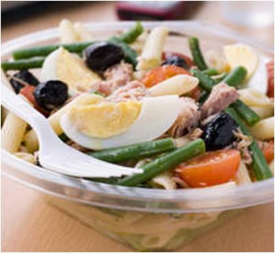 Pasta Nioise Salad Recipe