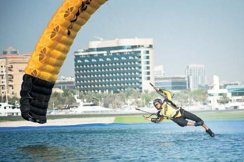 Emirates Parachute Sports Association Dubai