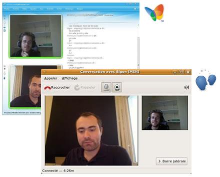 Hotmail Messenger Video Call