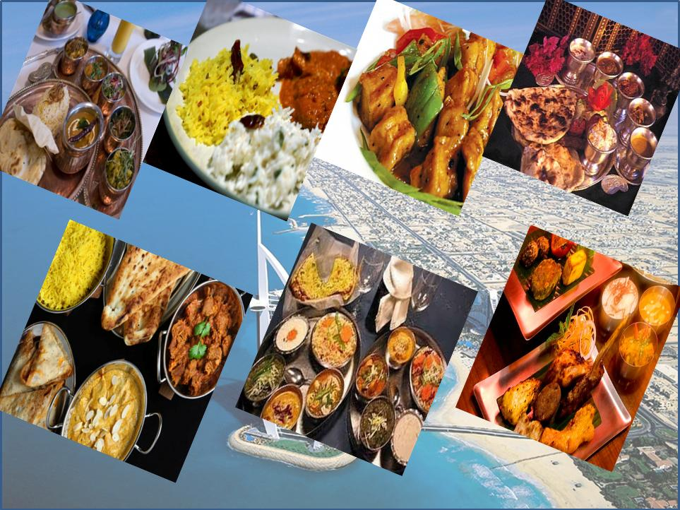 Indian Restaurants in Dubai