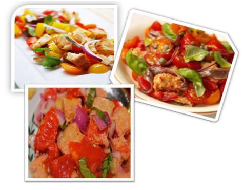 Italian Tomato and Bread Salad Recipe
