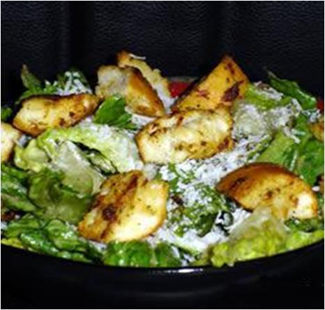 Outrageous Caesar Salad Recipe