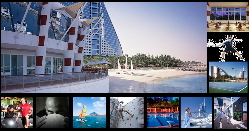 Pavilion Marina & Sports Club Dubai