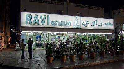 Ravi Restaurant Dubai Overview