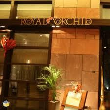 Royal Orchid Restaurants Dubai