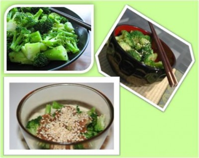 Sesame Broccoli Salad Recipe